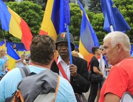 В Молдавии заканчиваются мол…