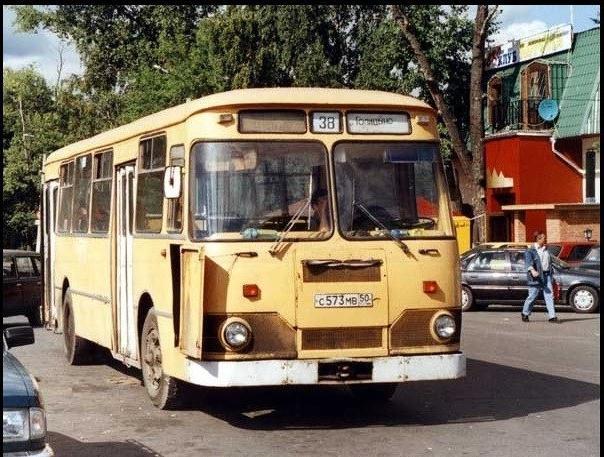 Почему я в детстве любил этот автобус автобус, лиаз