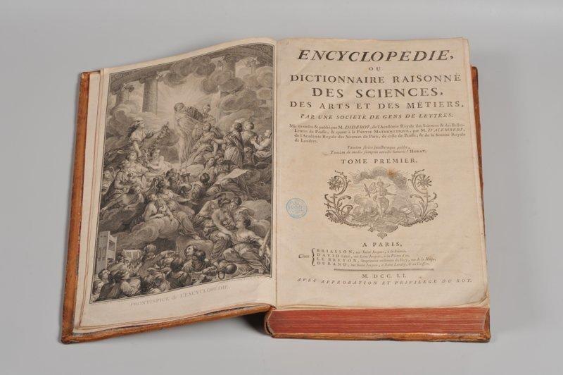 Истоки рождения французской революции на страницах первой энциклопедии история, литература, наука, общество, франция, энциклопедии