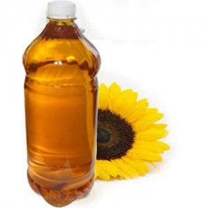 Подсолнечное нерафинированное масло