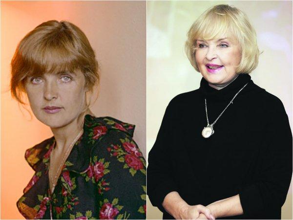 Стареть красиво: советские актрисы 80+, находящиеся в потрясающей форме