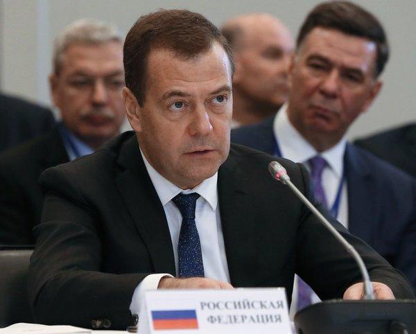 Медведев назвал 2018 год поз…