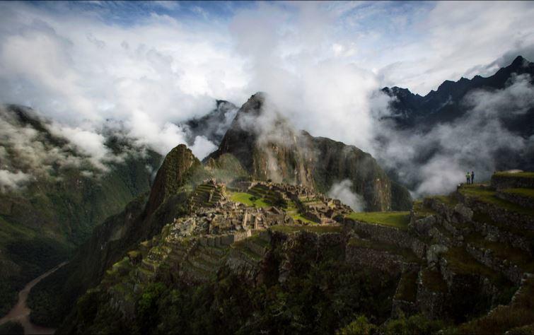 Город среди облаков: Мачу Пикчу