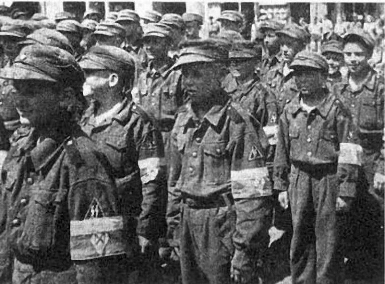 Операция «Буссард»: как нацисты готовили диверсантов из русских беспризорников