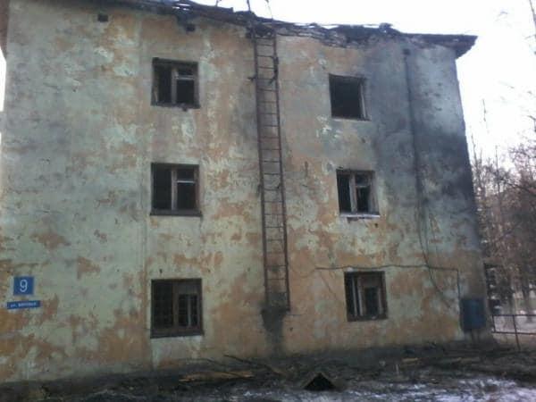 Оперативное расселение: Минобороны объяснило инцидент с упавшей на дом ракетой