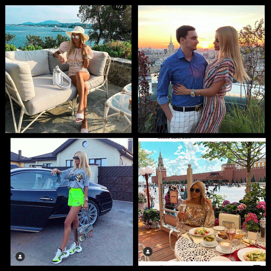 Гламурная жизнь жены миллионера