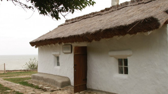Дом-музей М.Ю. Лермонтова в Тамани
