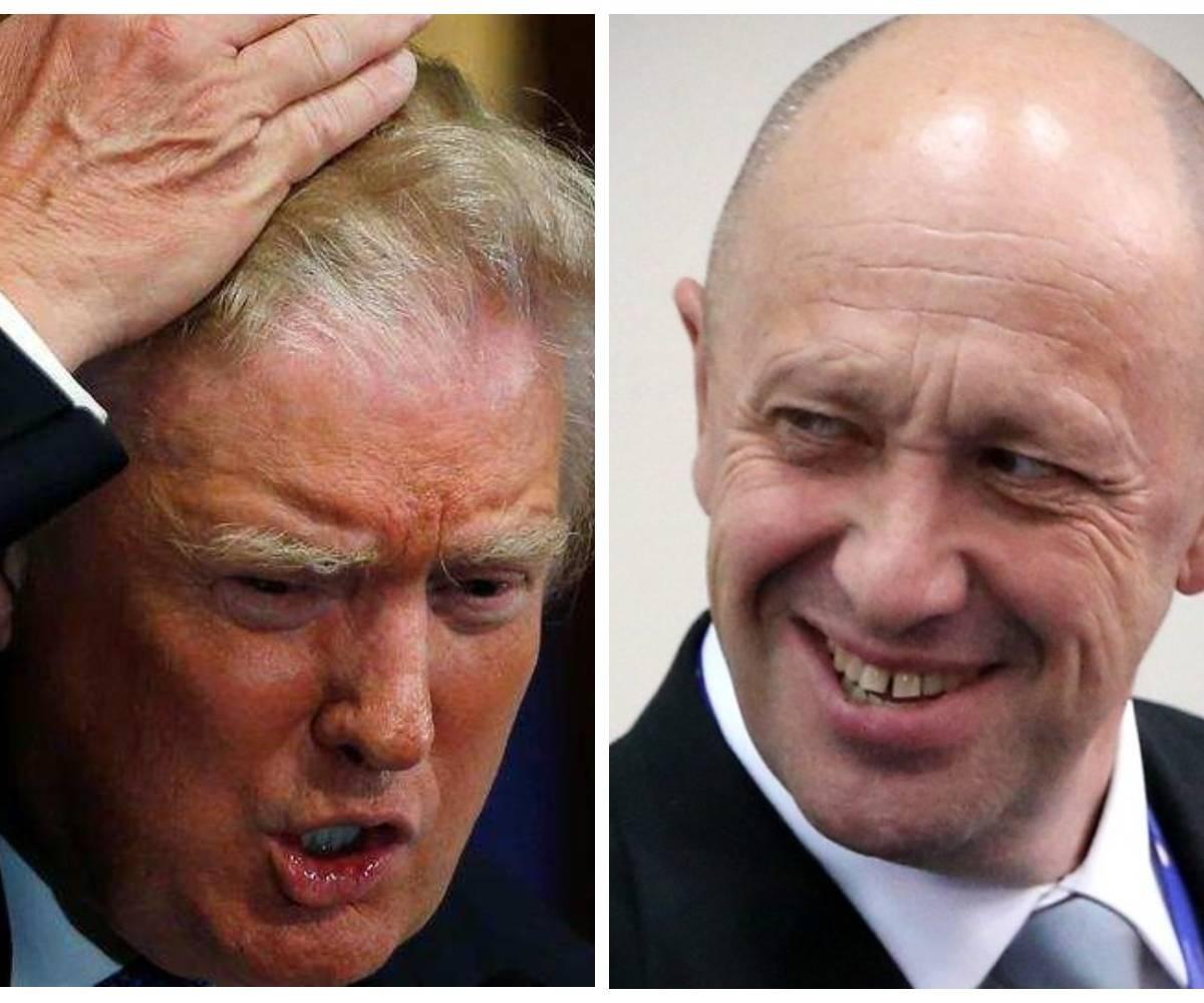 """Пригожин запретил улыбающегося Трампа и ввел """"кофейные санкции"""" против США"""