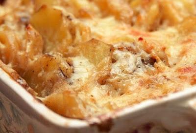 Картофельная запеканка по-фр…