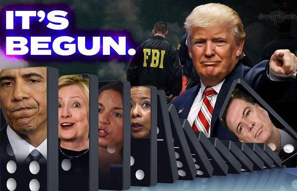Белый Дом против ФБР