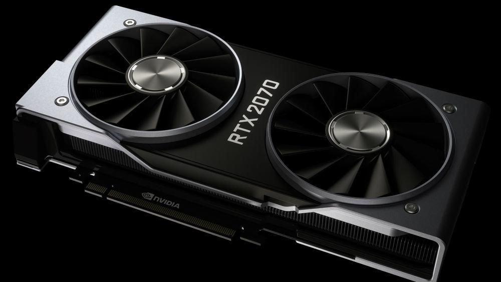 Nvidia представила видеокарты с искусственным интеллектом