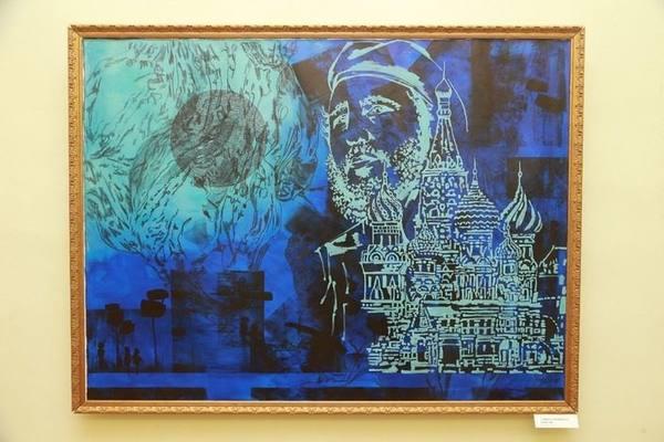 В Смольном открылась выставка, посвященная Фиделю Кастро