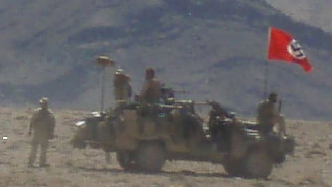 Носители демократии в Афганистане
