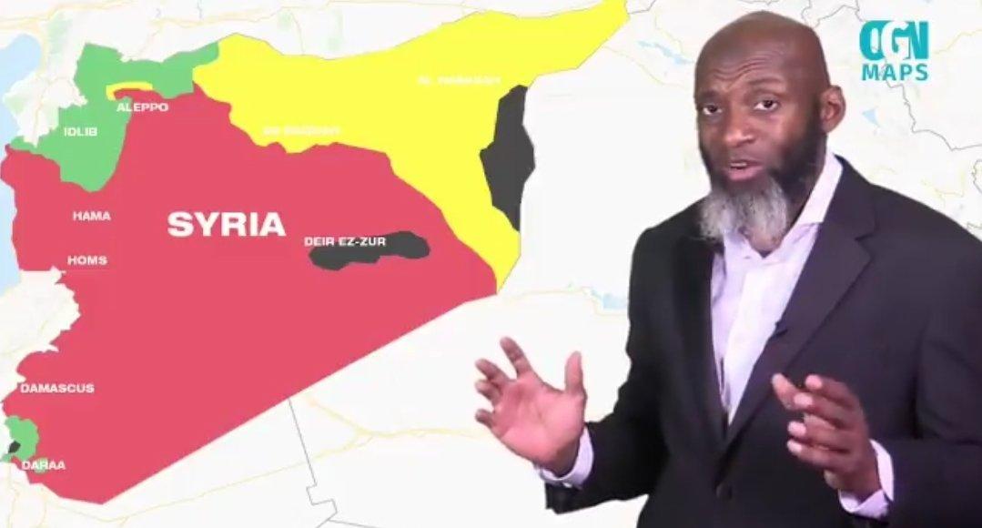 США уйдут из Сирии только ес…
