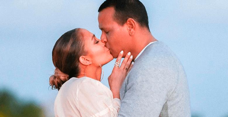 Дженнифер Лопес и Алекс Родр…