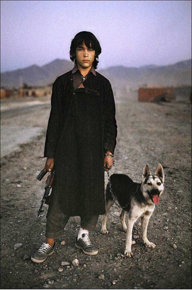 Внук Саддама Хуссейна – храбрейший мальчик XXI века