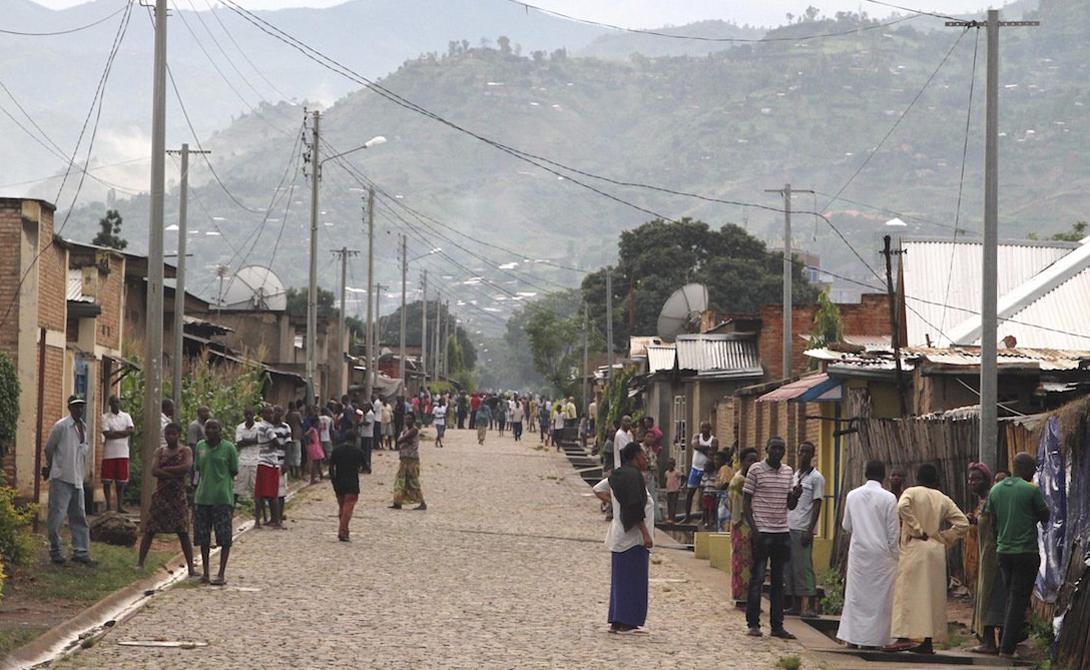 Нигерия ВВП на душу населения: 600$ В целом, правительство Нигерии показывает себя с очень хорошей стороны: уровень жизни местного населения растет — правда, довольно медленно.