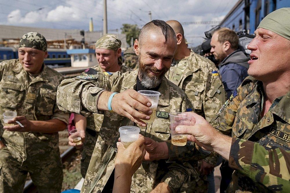 Генштаб ВСУ пообещал зачистить Донбасс за неделю, но при одном условии