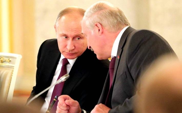 Топливный вопрос: Путин с Лу…