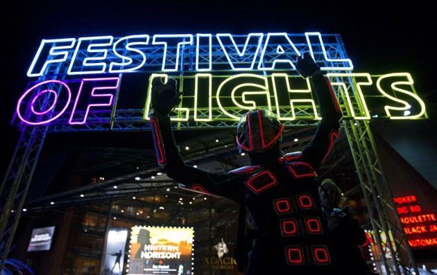 Фестиваль света в Берлине 20…