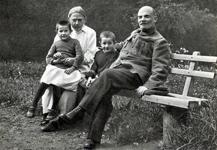 Сколько детей было у Ленина