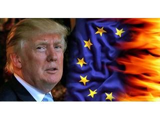 Дело идет к войне: США и ЕС разводятся и делят общие деньги геополитика