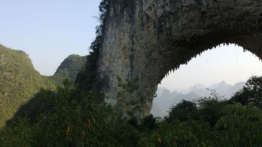 20. Холм Луны, Китай красота, пейзажи, природа