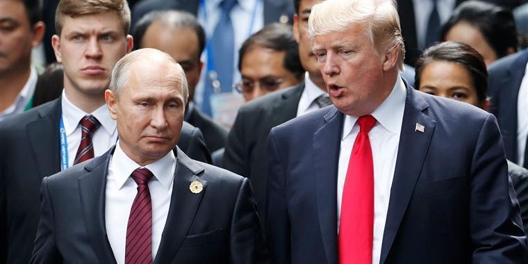 Трамп поднимет вопрос выдачи США 12 российских разведчиков
