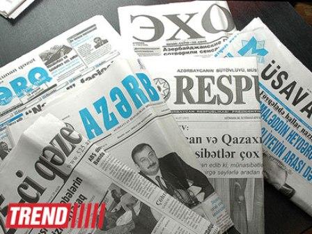 Азербайджанское агентство Turan назвало местные СМИ орудием пропаганды