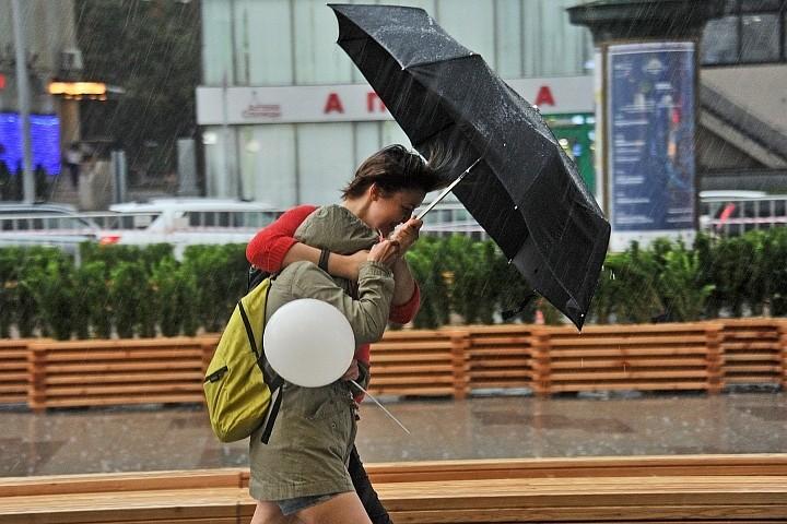 Погода в Москве на 7 июня 2018 года: ожидается небольшой дождь и до +16 градусов
