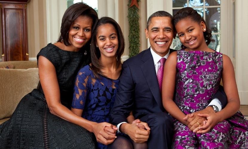 17-летняя дочь Барака Обамы …