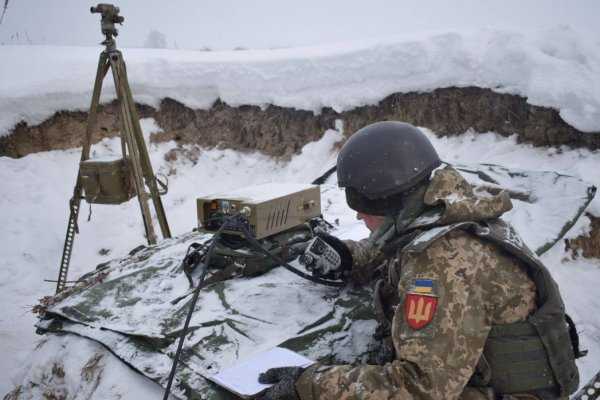 Украинский командир решил до…