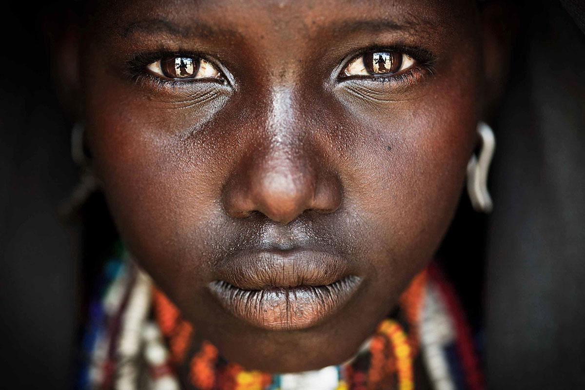 Фото самых красивых негров, Самые красивые африканки из разных стран (39 фото) 19 фотография