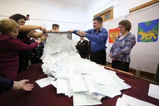 Что показали выборы в Приморье, Хабаровске и Владимире.
