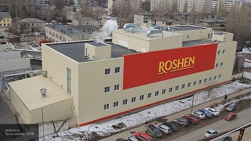 Порошенко тайно вывез из Липецка оборудование арестованной фабрики Roshen