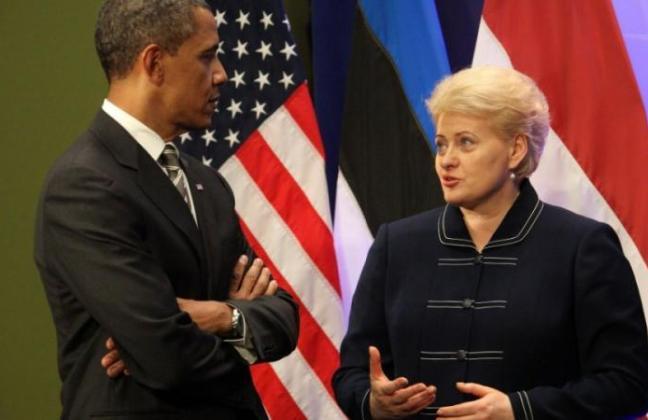 """Литва: США может легко """"отня…"""