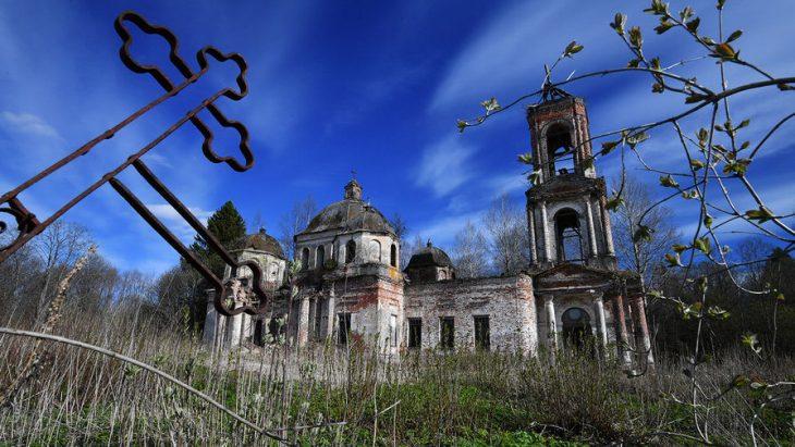 За что расстреливали священников в СССР