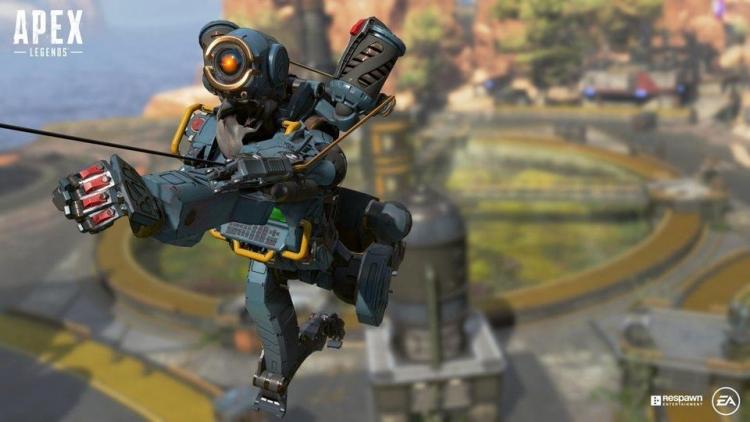 Игроки в Apex Legends назвали Pathfinder и Wraith слишком сильными персонажами apex legends,Игровые новости,Игры