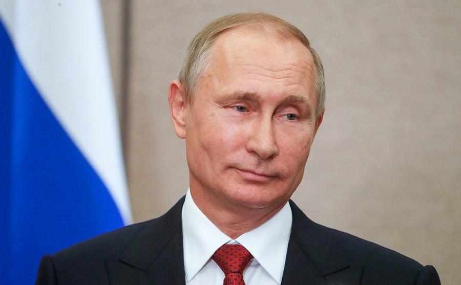 Итоги президентских выборов вРоссии