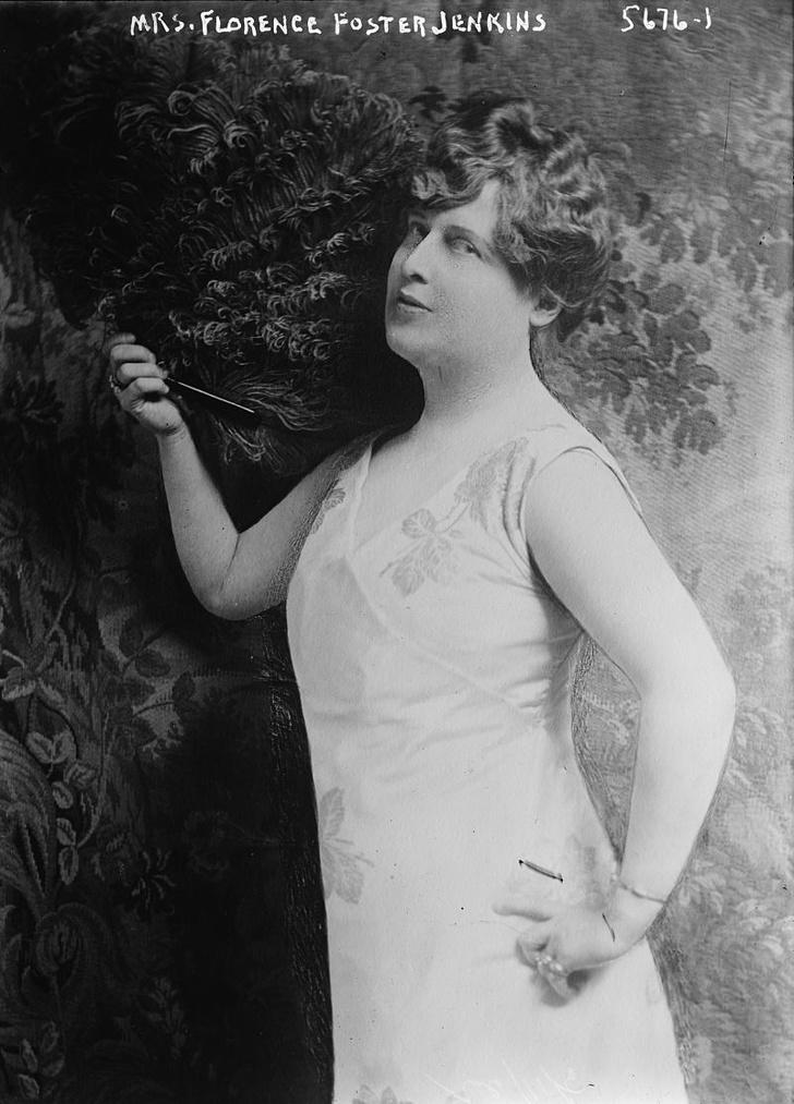 Как сложилась судьба худшей оперной певицы всех времен (Спойлер: она переплюнула попопулярности всех звезд своего времени)