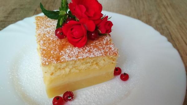 Умное пирожное - волшебное пирожное