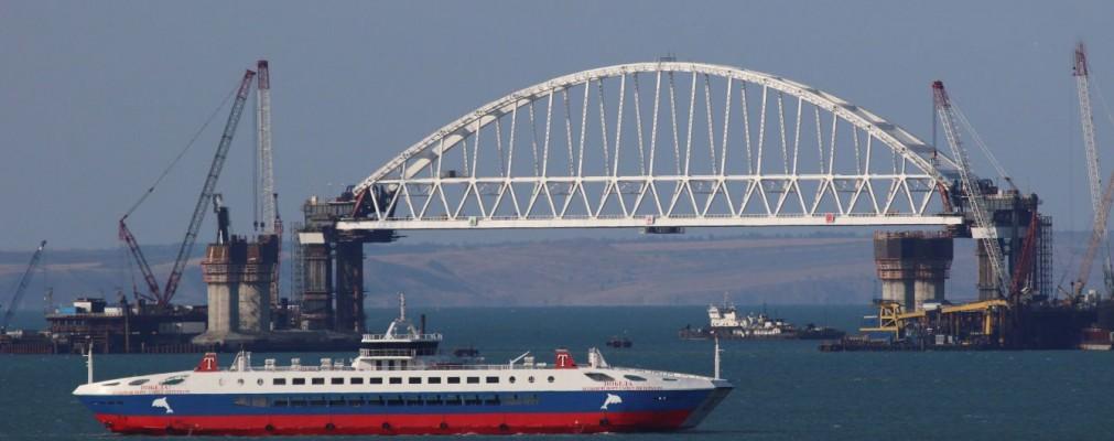 Остановить стройку Крымского…