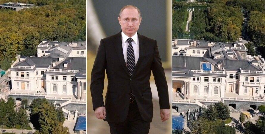 Навальный рейтинг Путина