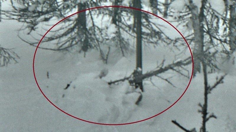 На фото видна рука десятого погибшего ynews, версии, идол, находка, перевал Дятлова, смерть, тайна