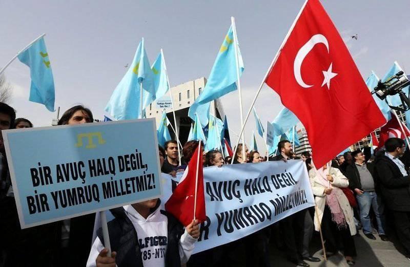 Анкара никогда не признает Крым российским. Эрдоган отплатил за С-400 геополитика