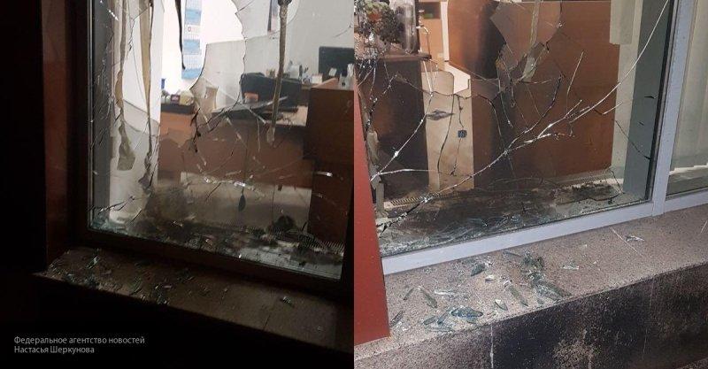 По факту поджога редакции ФАН в Петербурге заведено уголовное дело