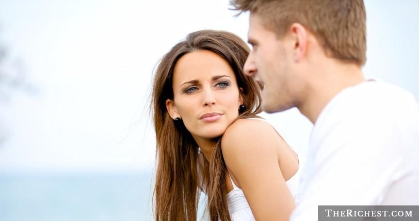 10 признаков того, что вы больше не нравитесь вашей девушке