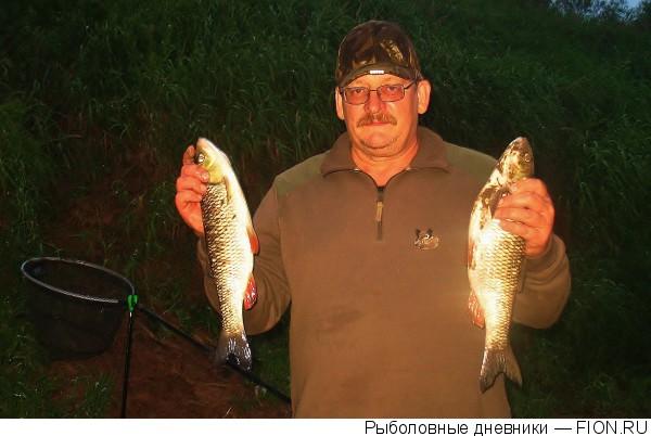 Рыбалка в смоленская области