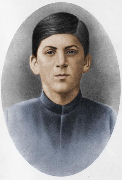Иосиф Сталин. Трагическое детство