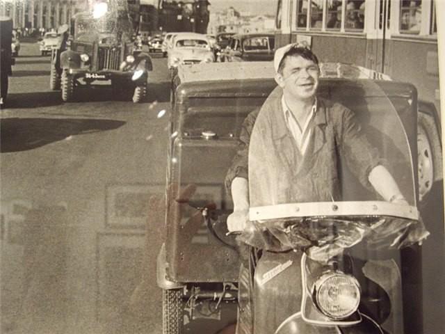 Мотороллеры из Тулы авто, история, мото, ссср, факты